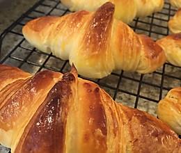 羊角面包(可颂)的做法