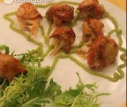 趣味蜗牛菜的做法