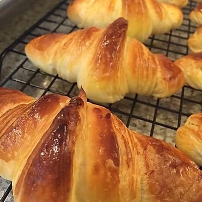 羊角面包(可颂)