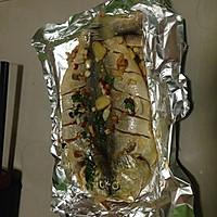 孜然烤箱烤鱼的做法图解1