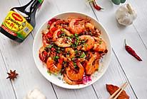 年夜菜必备爆炒香辣味明虾的做法