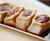 客家煎酿豆腐的做法图解5