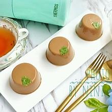 港式奶茶冻#膳魔师南甜主题月#