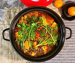 吃过忘不掉的-老豆腐炖鱼的做法