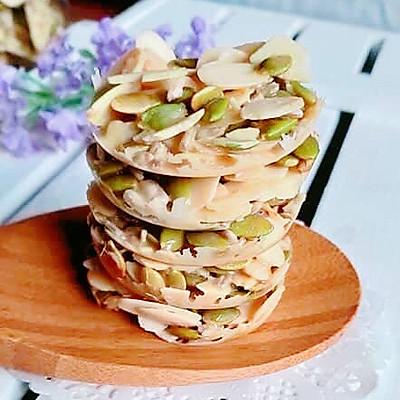 麦芽糖营养果仁饼