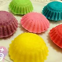 彩色小蛋糕