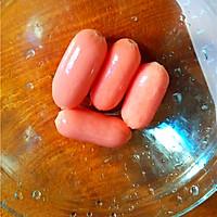 看《舌尖》,吃拉面:意大利面酱拌拉面的做法图解6