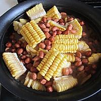 玉米烧排骨的做法图解7