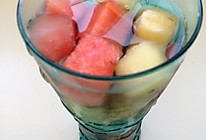 炎炎夏日之清凉冰饮的做法