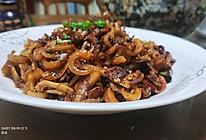 #餐桌上的春日限定#在家也能吃到烧烤味的,干锅鱿鱼丝的做法
