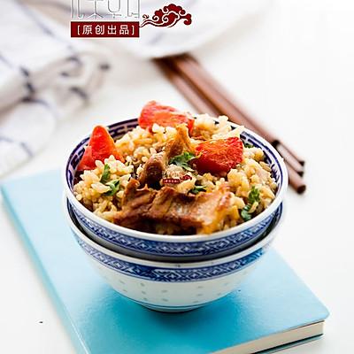 【五花肉芋头焖饭】吃一辈子都吃不腻的一碗饭