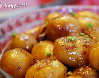 红焖小土豆