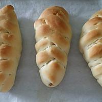 营养早餐  花式夹心面包   (芝士肠 果酱 肉松三种口味)的做法图解9