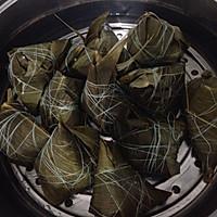 西米粽#春天里的一抹绿#的做法图解10