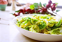 健身菜谱之清炒卷心菜的做法