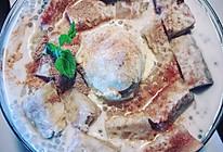 鲜奶香芋西米露的做法