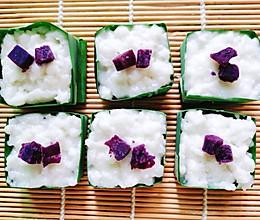 东南亚美食第三弹椰汁西米糕的做法