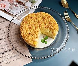 小酥粒芝士苹果蛋糕的做法