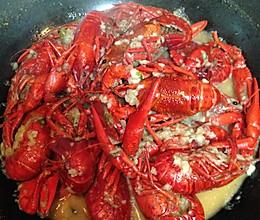原味蒜泥大龙虾的做法