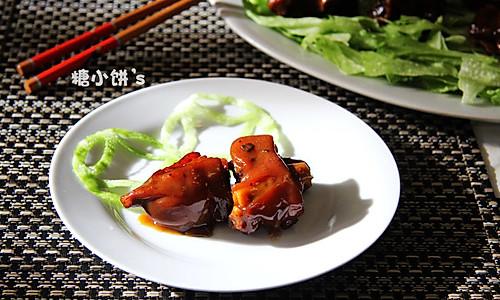 【生财就手(红烧猪手)】花时间做一道有着吉庆名字的宴客硬菜的做法