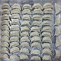 豇豆猪肉水饺的做法图解5