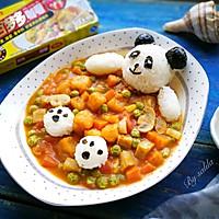 巴沙鱼咖喱烩饭#百梦多Lady咖喱#