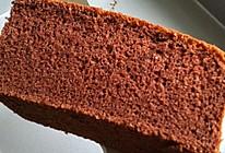 超润巧克力海绵的做法