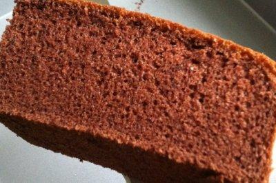 超润巧克力海绵