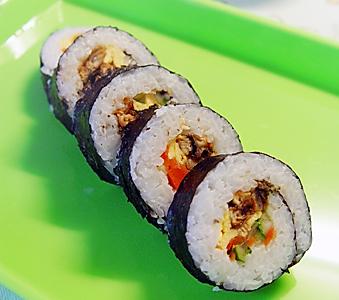 美味寿司卷的做法