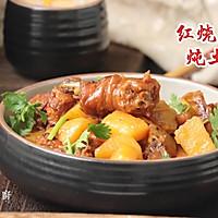 #餐桌上的春日限定#浓香下饭菜—红烧鸡肉炖土豆的做法图解14