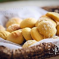 微波炉玉米小饼干#美的微波炉菜谱#的做法图解14