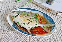 #合理膳食 营养健康进家庭#清蒸金鲳鱼的做法