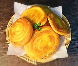 奶香玉米软饼#儿童最爱#的做法
