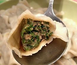 猪肉茴香馅饺子的做法