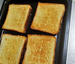 香甜黄油吐司片的做法