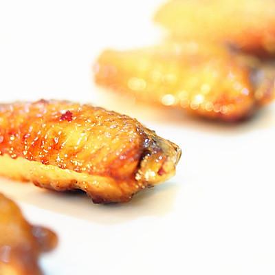 烤鸡翅的做法(烤箱烤鸡翅)