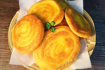 奶香玉米软饼#儿童最爱#