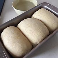 100%全麦面包的做法图解8