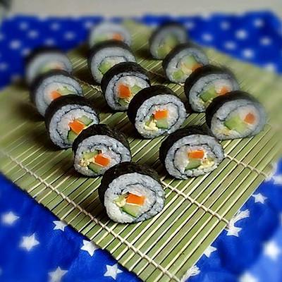 家常寿司。