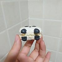 熊猫马卡龙#我的烘焙不将就#的做法图解13