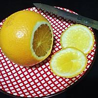 两种方法巧剥橙子的做法图解4