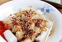 自制纯米猪肠粉/斋肠的做法