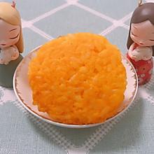 #营养小食光#胡萝卜米饭煎饼