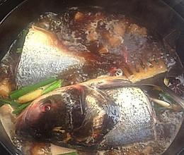 红烧肉炖胖头鱼的做法