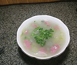 超简单高高效减脂虾皮冬瓜汤的做法