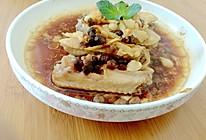 蒜香豆豉蒸鸡翅--简单的快手菜,可以假装自己是大厨的做法