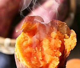 六鳌红蜜薯的做法