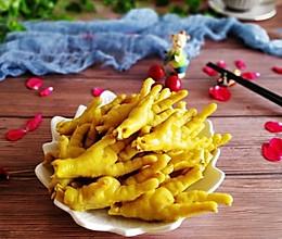 #精品菜谱挑战赛#水盐焗鸡爪的做法