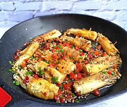 豆皮金针菇小卷——美味素食的做法