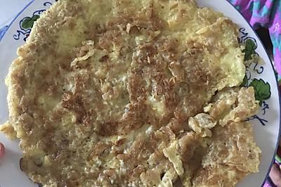 台湾菜脯蛋